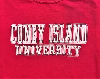 Coney Island University T-Shirt