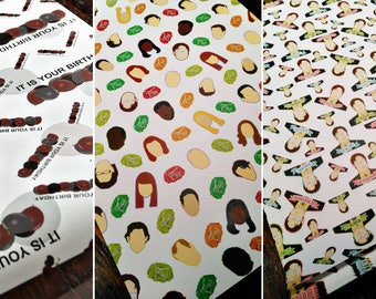 The Office Wrapping Paper - NEW DESIGNS
