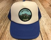 """Youth/Kids Trucker Hat- with """"Take a Hike"""" Pa..."""