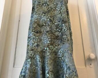 Batik Dress/ Batik Skirt/ Bohemian Dress/Bohemian Skirt
