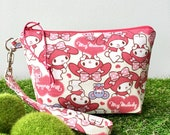Melody Necessity Wristlet Pouch