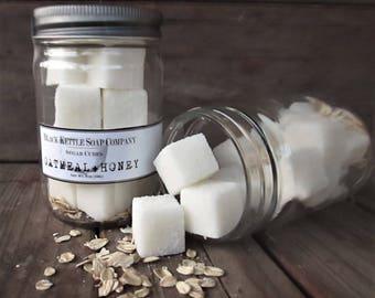 OATMEAL MILK + HONEY Sugar Scrub Cubes
