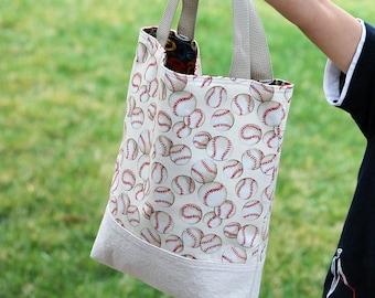Kid tote bag, Baseball bag Scripture bag, bible, Beach, pool, library bag, diaper bag, Dance bag, preschool, Book bag, Toddler bag