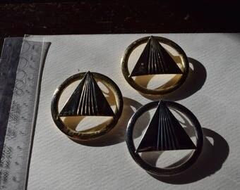 Vintage Pendants (3)