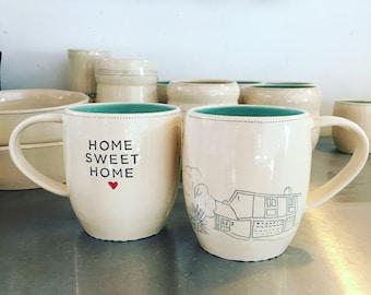 Customized mug - MADE TO ORDER