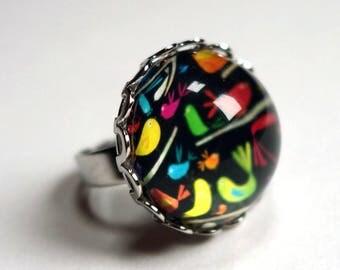Ring, Polish birds BA191A