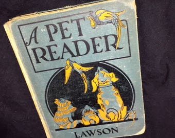 1926 A Pet Reader
