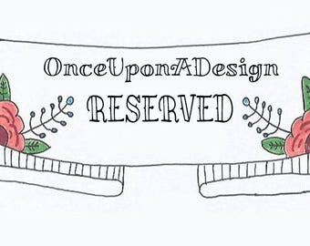 Reserved For Zeinab