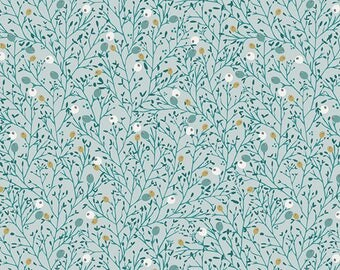 Winterberry Mist - Little Town Collection by Amy Sinibaldi for Art Gallery Fabrics - 100% cotton quilting fabric by the yard