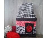 Yarn bag, knitting or crochet project bag
