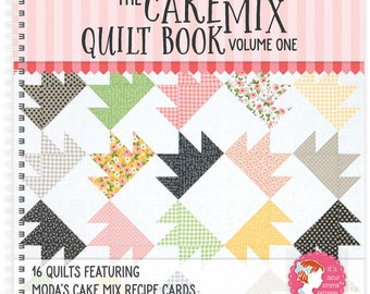The Cake Mix Quilt Book: Volume One by It's Sew Emma ISE-920