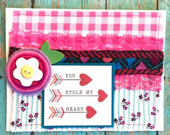 Valentine Greeting Card - 22