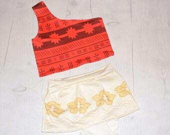 Polynesian Princess Swimsuit