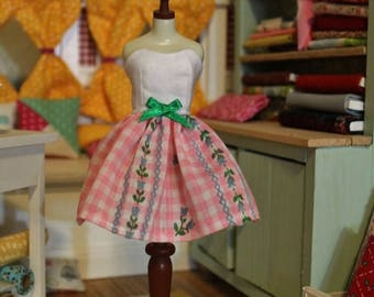 ON SALE Everyday sweetheart dress for Blythe and licca
