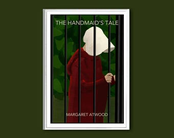 The Handmaid's Tale poster print in various sizes