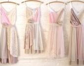 Individual Final Payments for Karrie Harkinson's Custom Bridesmaids Dresses