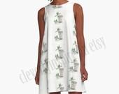 A line Dress, Mint Julep,...