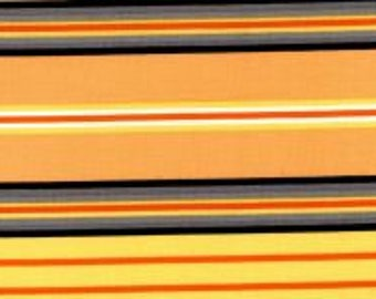 FABRIC FALL HALLOWEEN Stripe by Lakehouse