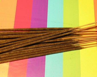 Nag Champa Hand Dipped Incense Sticks, 20 per pack