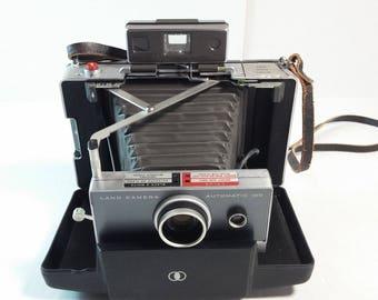 1960's Polaroid Land Camera Automatic 100