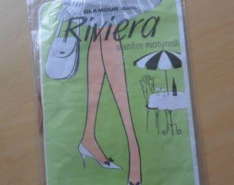 Vintage Glamour Girl Riviera stockings