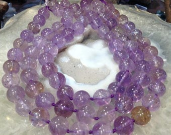 50% Mega Sale 14mm Ametrine Round Gemstone Beads