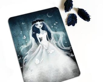 30% Off - Summer SALE Corpse Bride - Postcard