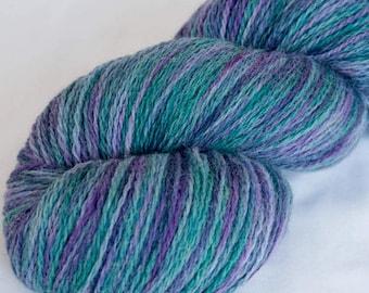 Hand dyed yarn, Alpaca, Lambswool, Happ shawl, wolle, lace knitting, Alpaca yarn, Find your fade, Shawl, Knitting projects, shawl