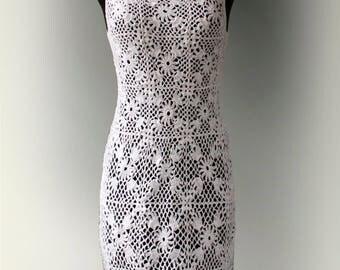 Crochet Pattern. Derss No. 244