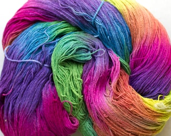 Stella, silk yarn 1350 yds - Holi