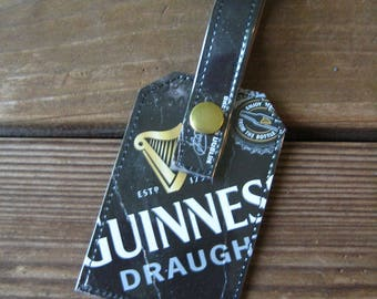 Guinness Draught Luggage Tag