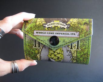 Sierra Nevada Hoptimum Small Snap Wallet