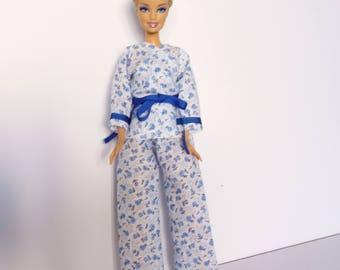 Barbie Pajamas - Blue