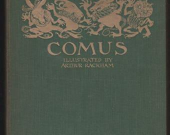 Comus By John Milton ; Illustrated By Arthur Rackham