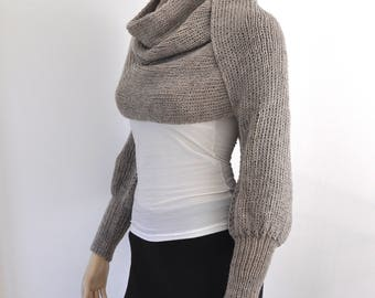 Chunky knit bridal | Etsy
