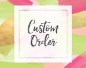 Custom Logo Magnetic Board for Marissa