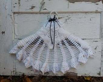 OOAK Wedding Dress Hanger w Dried Lavender, Vintage Linens Padded Hanger, Victorian Wedding Hanger, Special Clothes Hanger, Wedding Photo OP