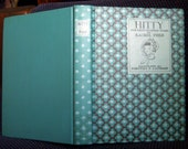 Hitty, Her First Hundred Years, Rachel Field, Dorothy Lathrop Illustrations, Hardcover Childrens