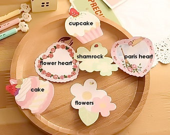 Sweets & Flowers Sticky Notes (TAB-113)
