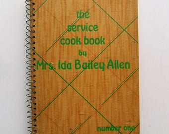 1933 The Service Cook Book