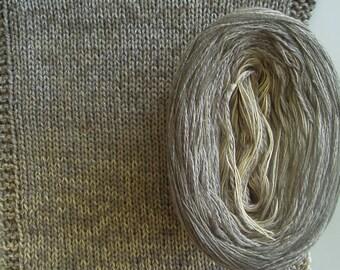 STEEL SILK Medley - Color Changing Cotton/Silk yarn - 320 yards/100 gr - Sport Weight