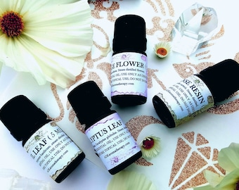 Comfort and Joy Essential Oil Blend.  5 ML