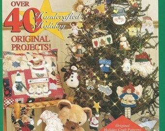 "Country MarketPlace ""Christmas Projects Collection"" Book"