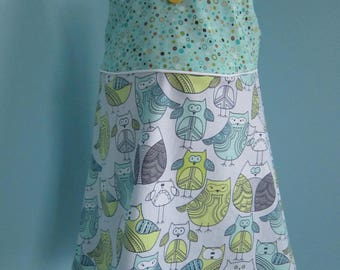Childs Sleeveless Summer Dress