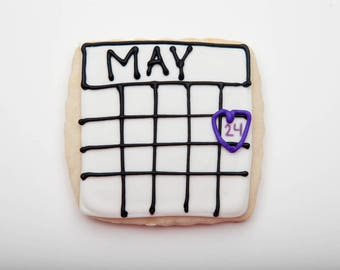 It's a date! Cookies....3 dozen