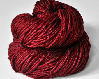 Hot desire - Silk/Merino DK Yarn superwash