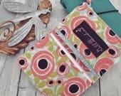 Dollbirdies Original Traveler Notebook Nano/Mini Pouch Insert
