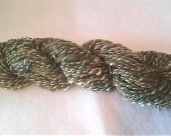 Hand Spun Yarn - Olivette