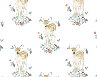 Woodland Baby Bedding Fox Crib Sheet Navy Nursery Bedding