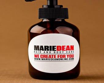 Natural Hair Vegan Oil - 100% Pure Tamanu Oil - Curly Black Hair, African American Hair